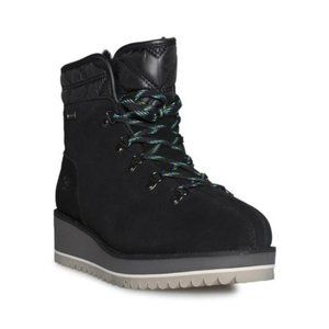 New UGG Birch Waterproof Lace-Up Boot Size 8